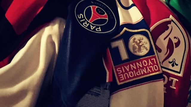 Votez pour le plus beau maillot de Ligue 1 2015-2016