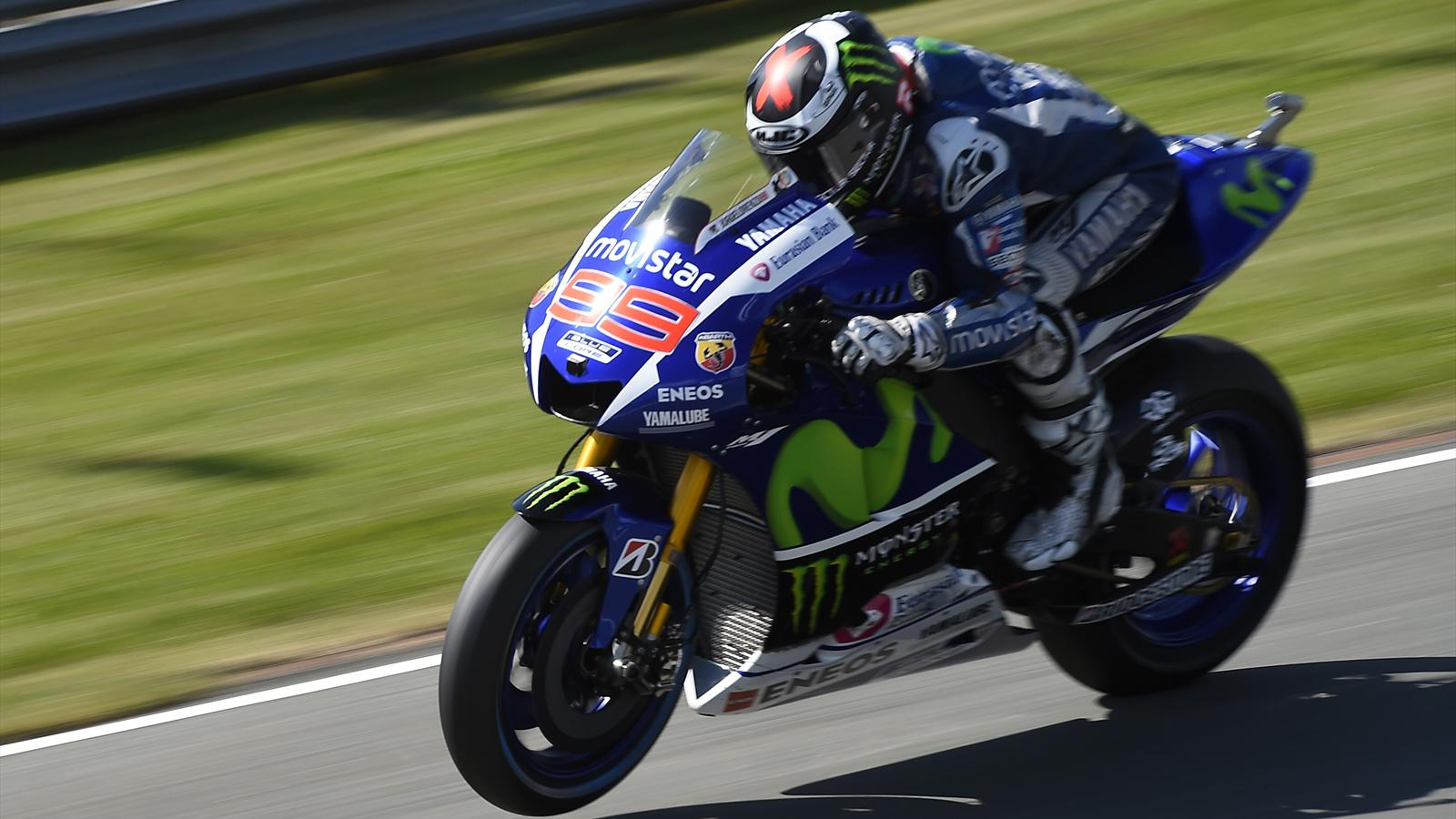 Jorge Lorenzo (Yamaha Factory) - GP of Germany 2015