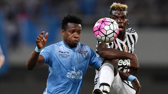 Juventus Turin - Lazio Roma
