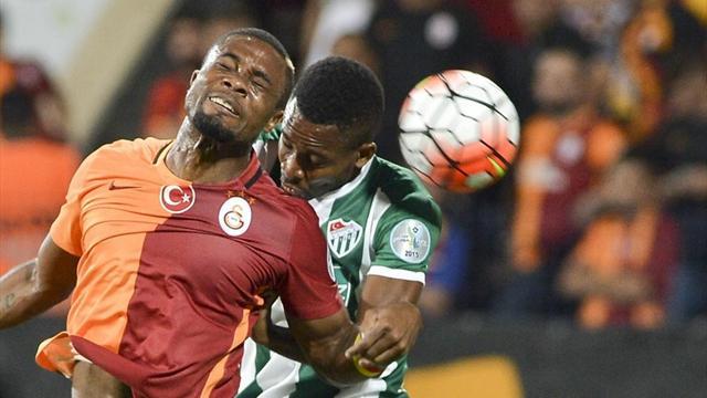 Galatasaray-Bursaspor maçından notlar