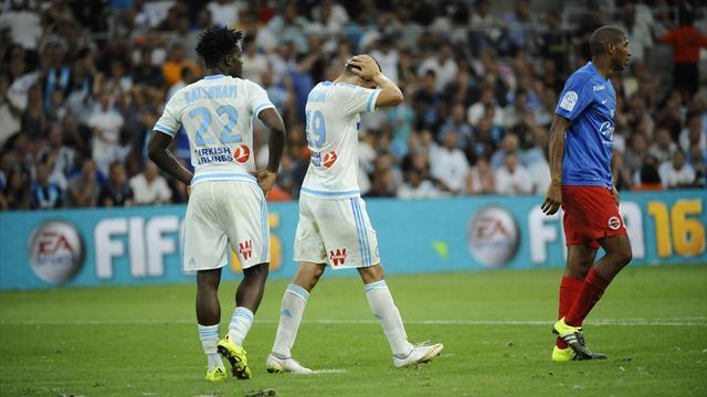 L'OM tombe, Monaco tient debout, Angers s'élève