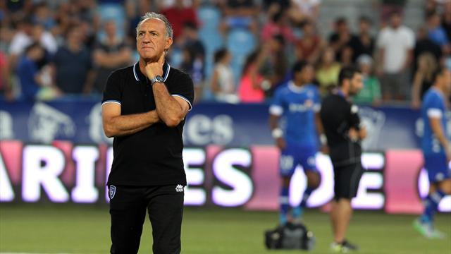 Printant limogé, Ciccolini est le nouvel entraîneur de Bastia