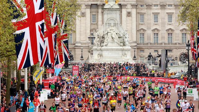 Le marathon de Londres reporté au 4 octobre