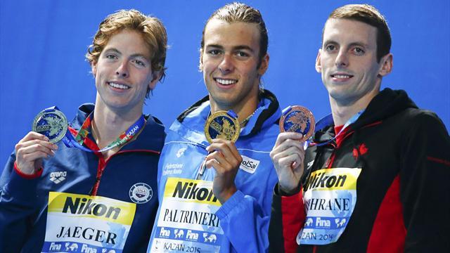 Mondiali Nuoto: Paltrinieri Oro nei 1500 stile libero