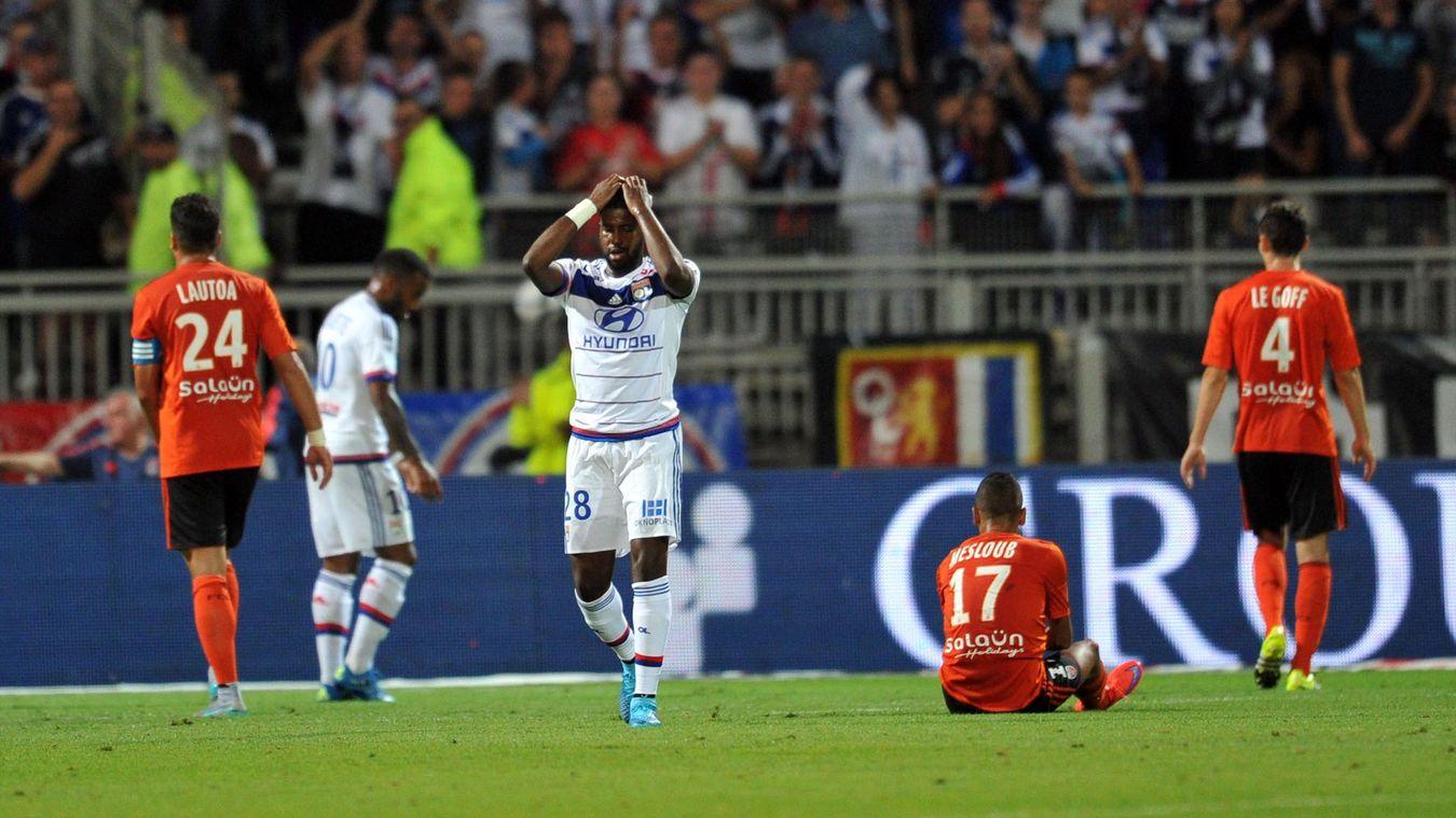 Video: Olympique Lyon vs Lorient