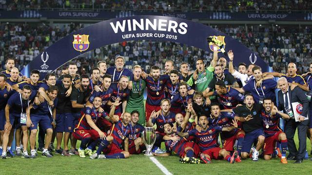 Ce quadruplé, le Barça a dû aller le chercher
