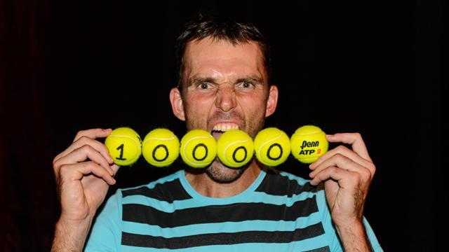 Karlovic passe la barre des 10 000 aces et file vers le record