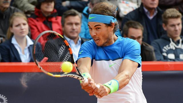 Nadal - Stakhovsky EN DIRECT