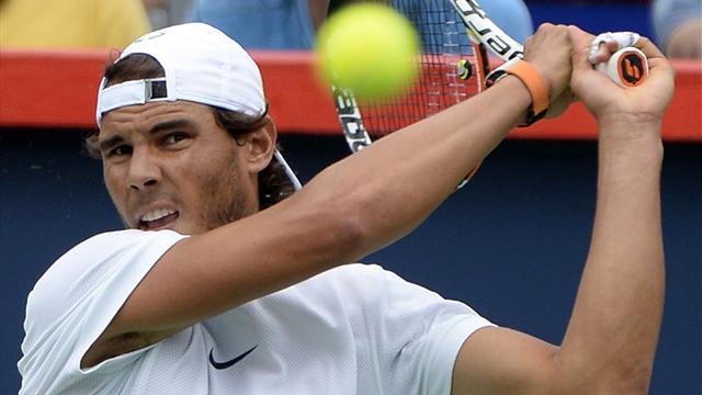 Rafa Nadal cruises past Sergiy Stakhovsky in Montreal