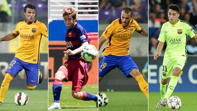 Les 4 espoirs du Barça qui pourraient profiter de l'interdiction de recrutement