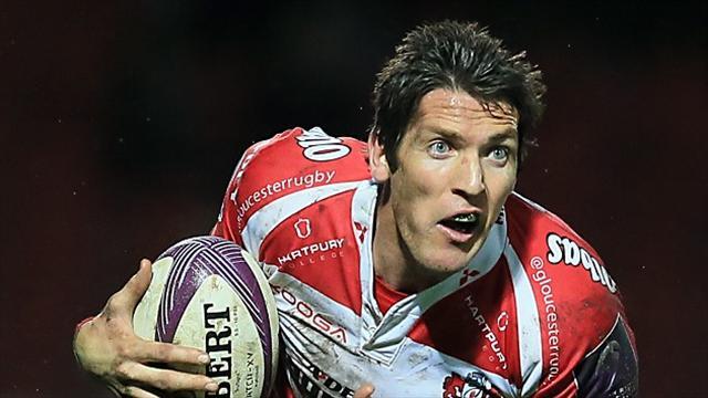 James Hook kicks Gloucester to victory over Bath