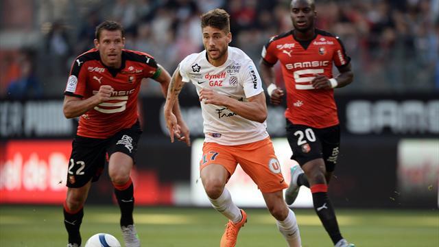 Rennes – Montpellier EN DIRECT