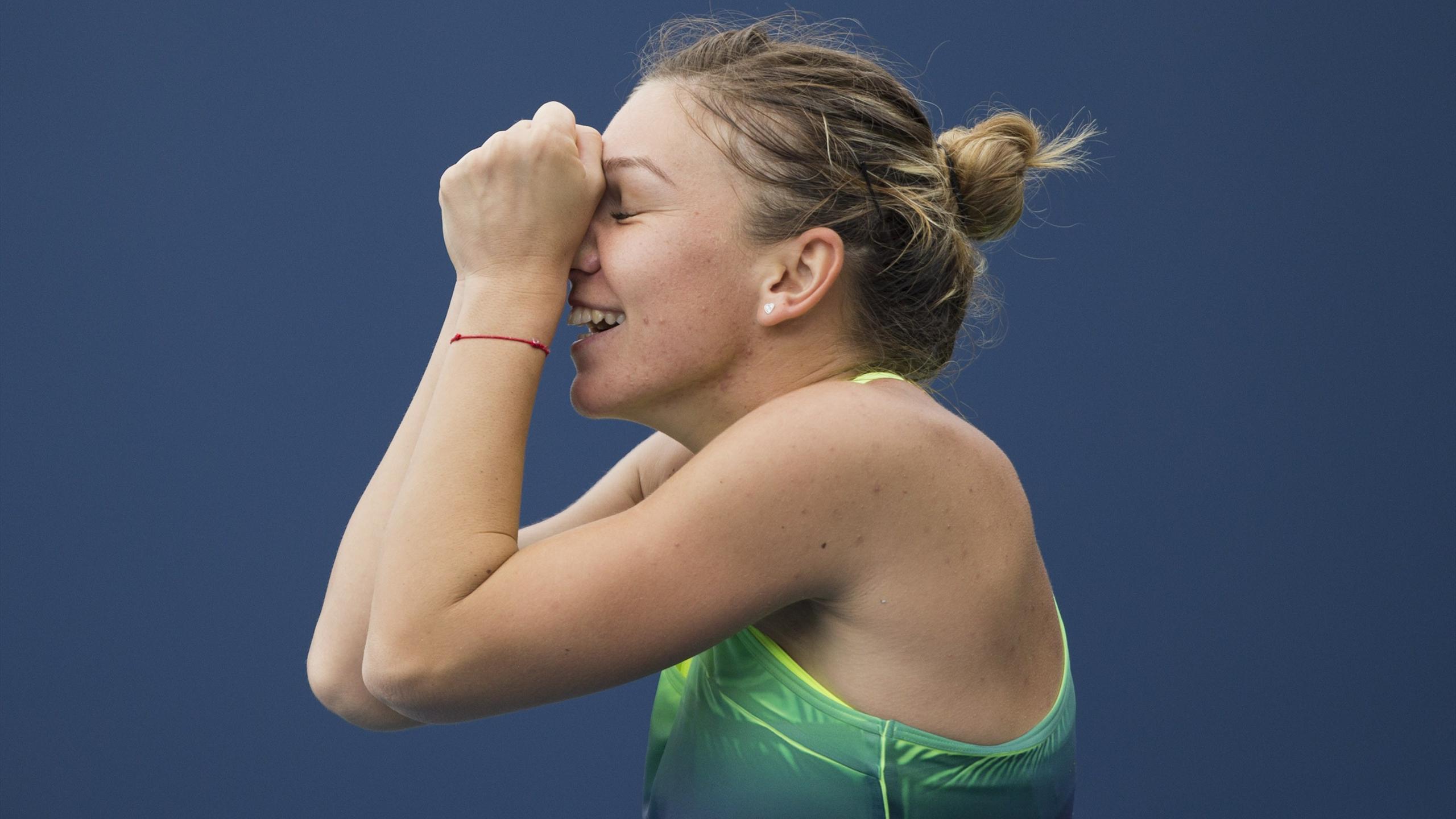 Simona Halep - WTA Toronto 2015