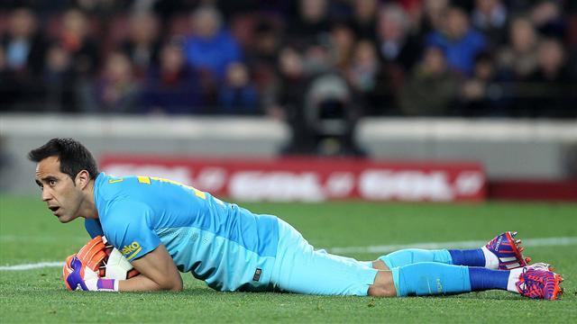 El Mundo Deportivo Манчестер Сити заплатит Барселоне за Клаудио Браво 20-25 млн евро