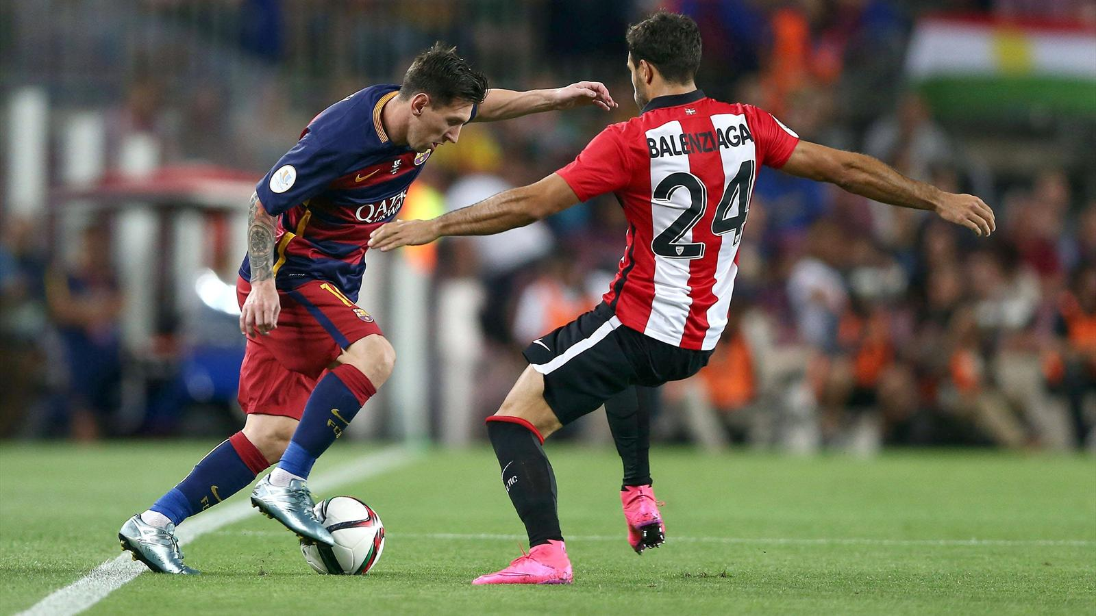 Spanish La Liga match Barcelona vs Ath Bilbao 18 Mar 2018 Preview and stats followed by live commentary video highlights and match report