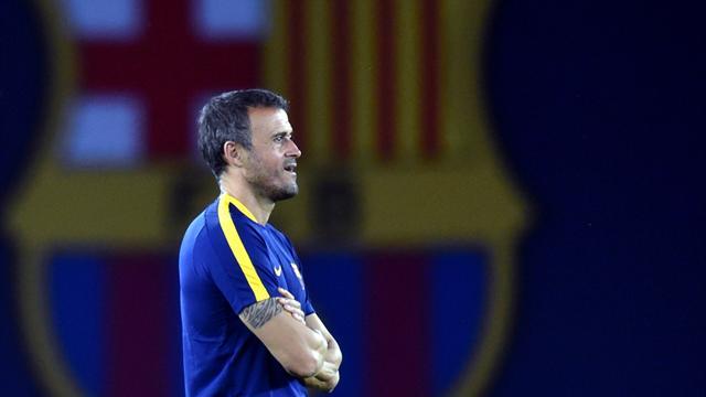 Le Barça a débuté à «très haut niveau» selon Luis Enrique