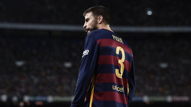 «A aucun moment, je n'ai insulté l'arbitre» : Piqué se défend après son expulsion