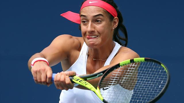 Caroline Garcia affrontera Mirjana Lucic-Baroni en finale