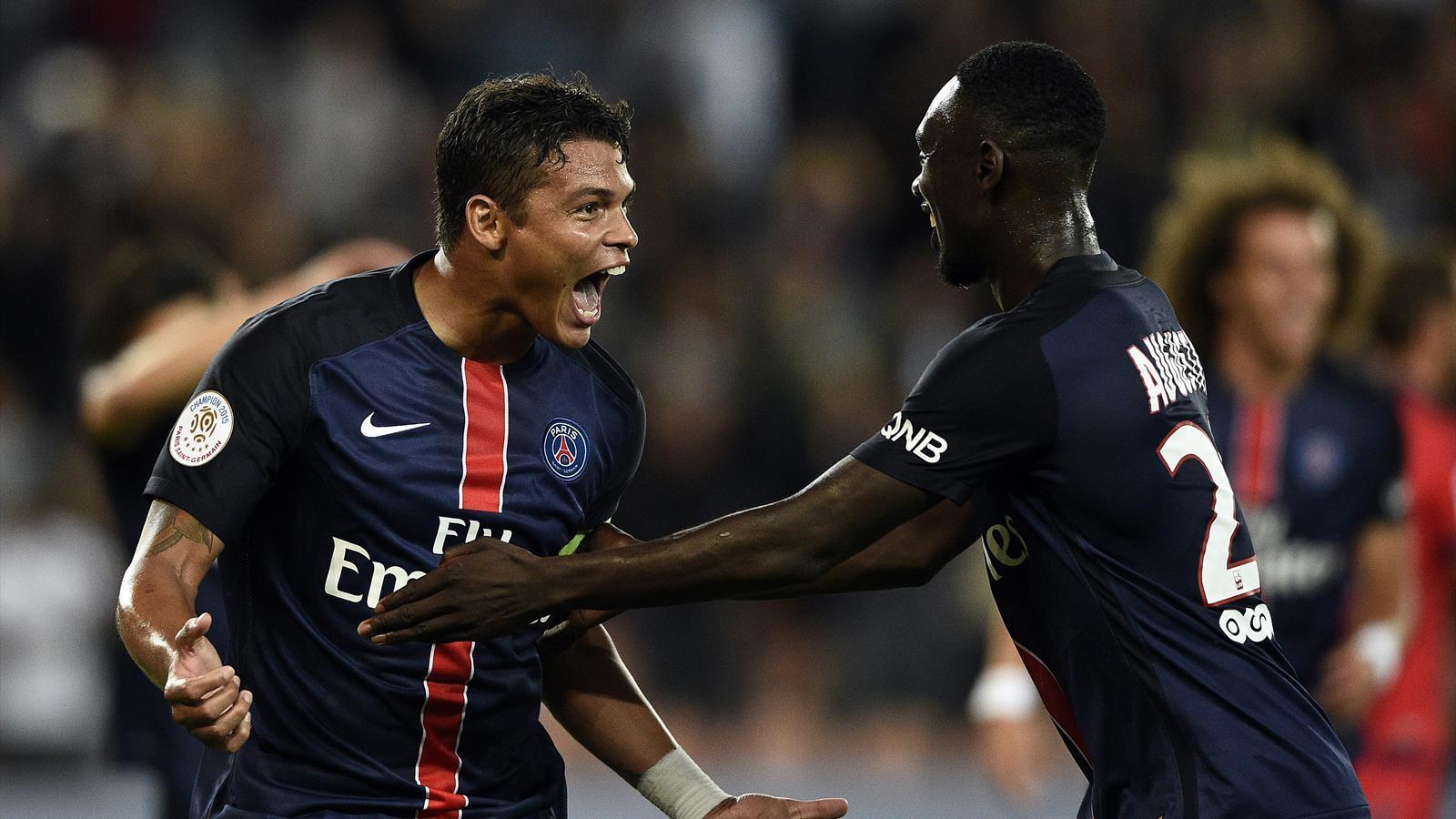 Déjà Au Top Sans Zlatan Ibrahimovic Et Angel Di Maria Paris A De