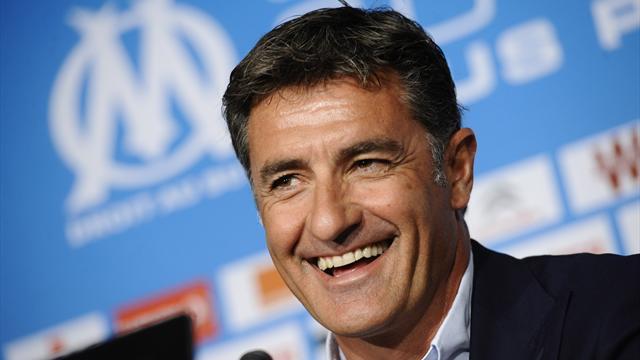 Si Michel pouvait prendre un joueur du PSG, ce serait... Blanc