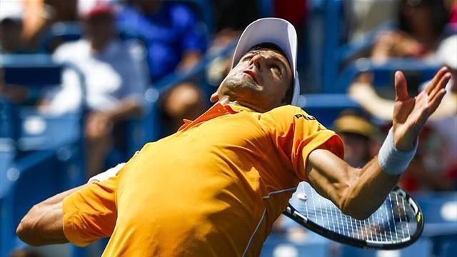 Djokovic vence a Wawrinka y se toma cumplida venganza