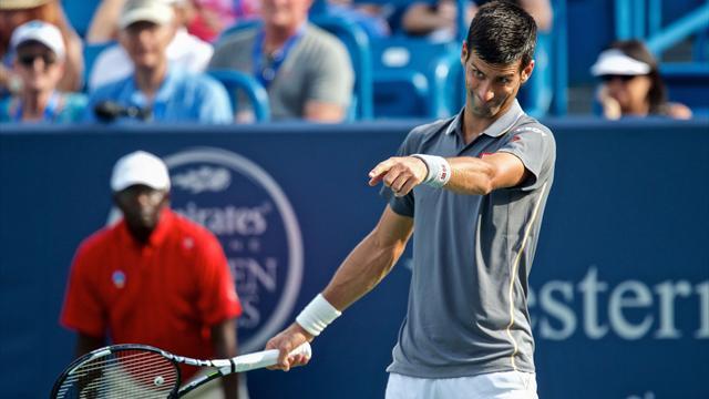 Djokovic n'a fait qu'une bouchée du fantôme de Wawrinka