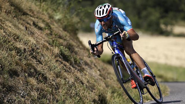 Нибали выиграл 16-й этап, Закарин – пятый