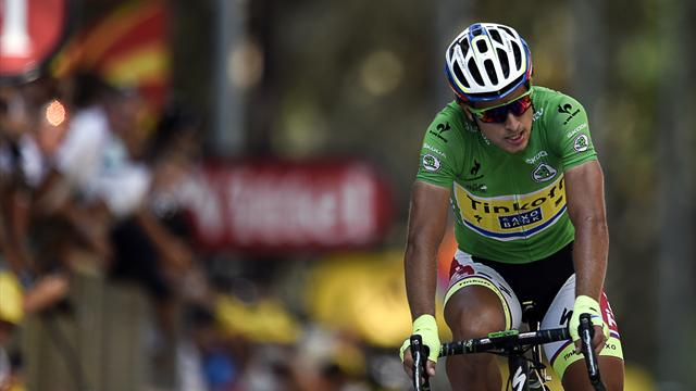 Саган выиграл 16-й этап