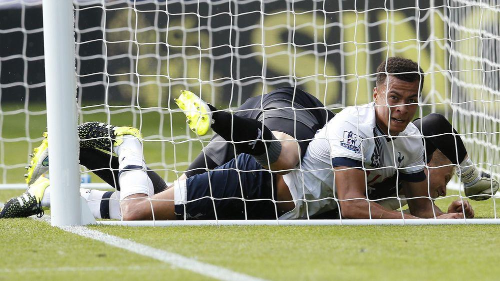 Leicester City 1-1 Tottenham