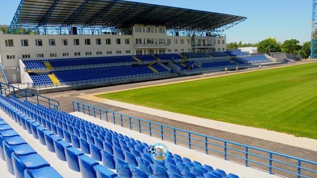 ВКрыму пройдет чемпионат пофутболу под эгидой УЕФА