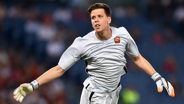 Roma reach Szczesny loan deal with Arsenal - reports