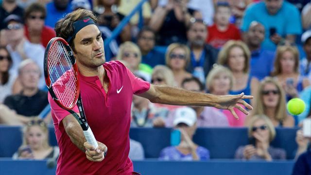 Impressionnant de maîtrise, Federer s'offre Murray