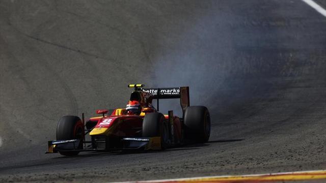 Rossi, un départ parfait pour une première victoire