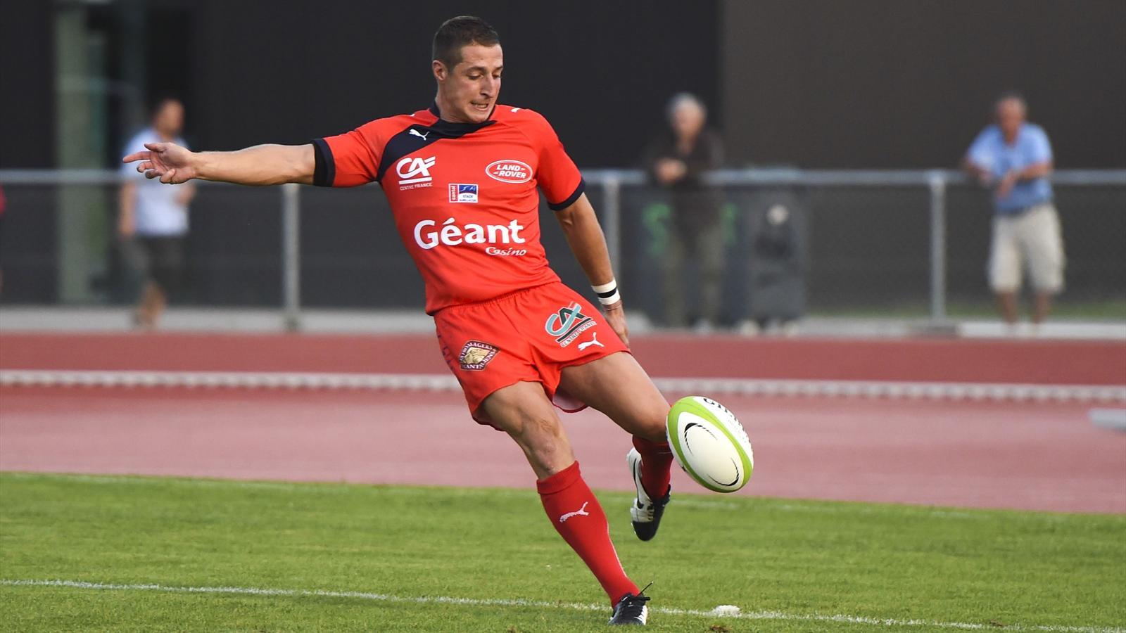 Maxime Petitjean (Aurillac) - août 2015