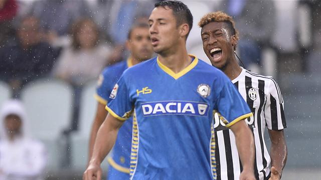Le 5 statistiche che rendono storica Juventus-Udinese