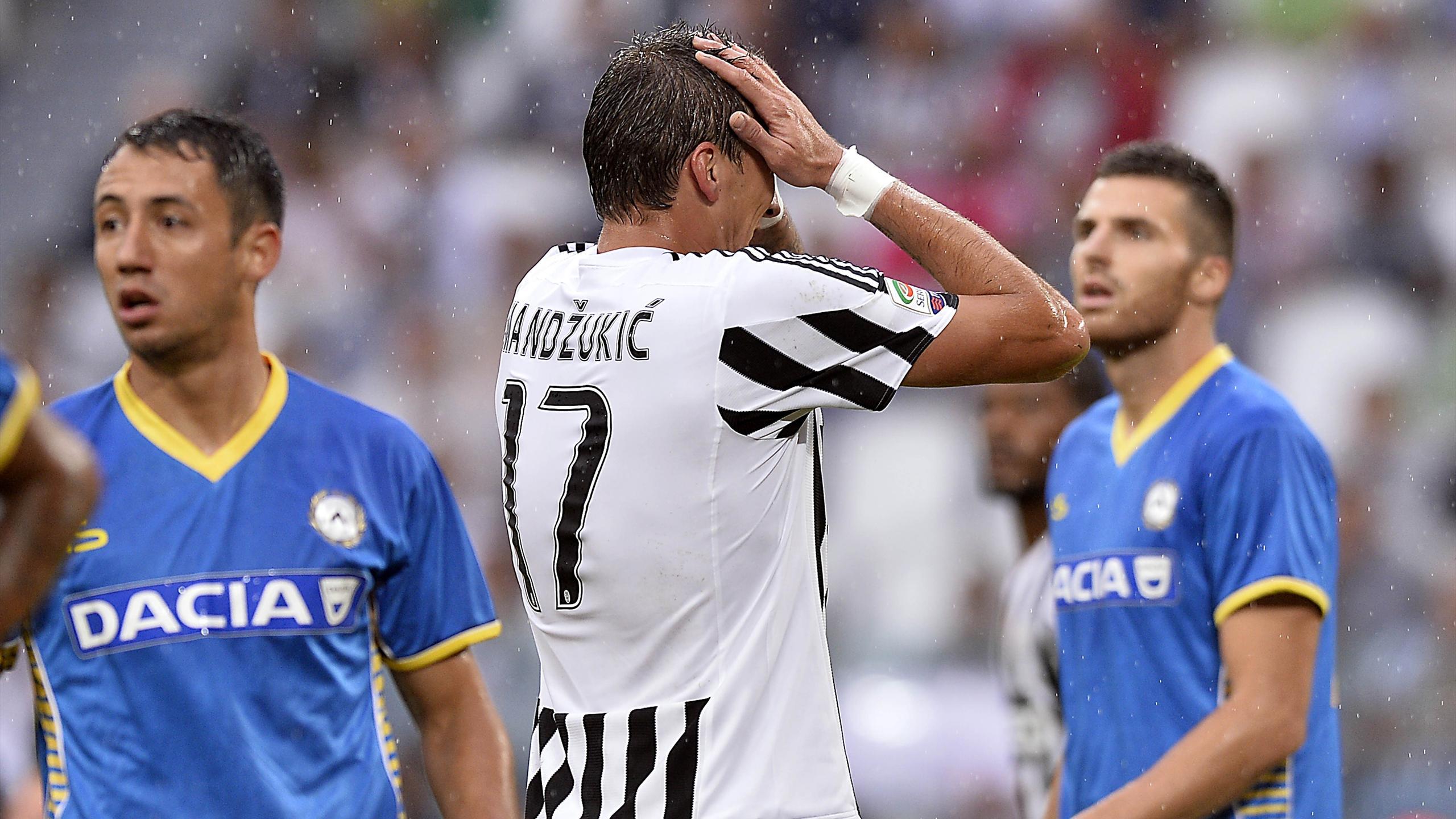 Mandzukic Juventus Udinese 2015 LaPresse
