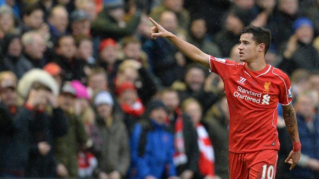 Gerrard et Sterling partis, Balotelli en échec : la star de Liverpool, c'est Philippe Coutinho