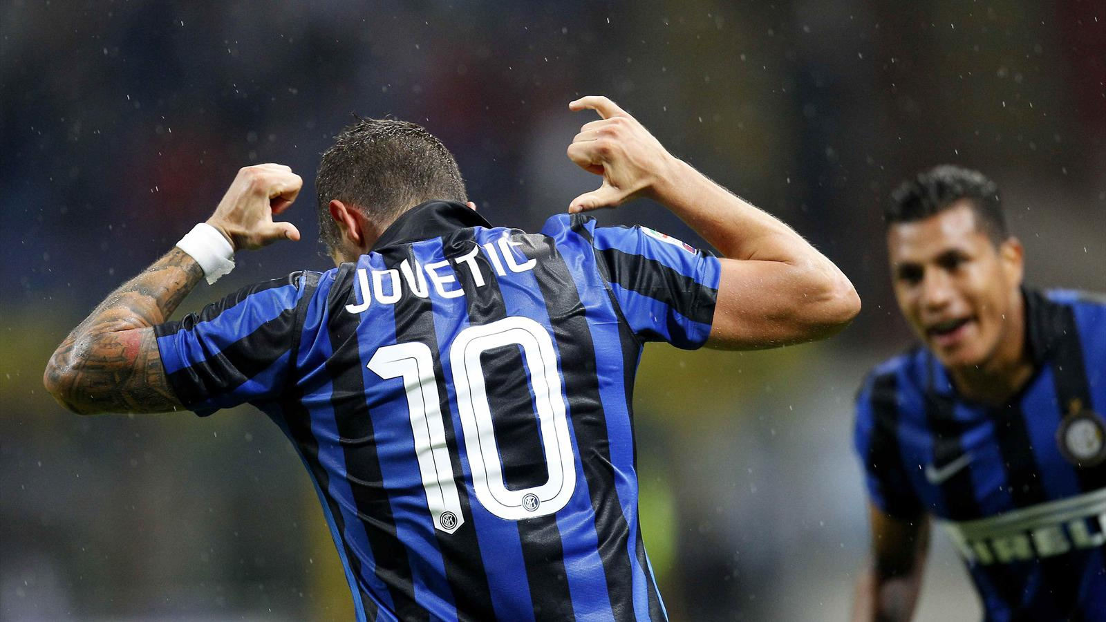 Stevan Jovetić, Inter