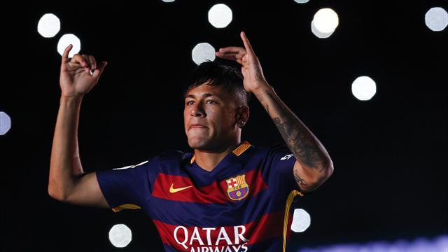 Santos s'est senti trompé par Neymar