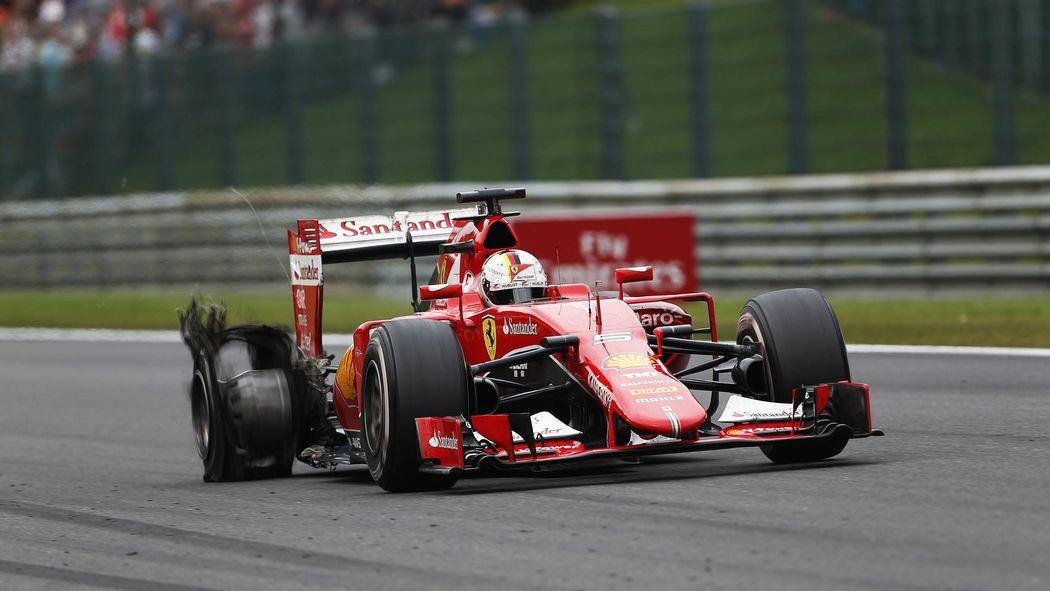 Pirellis Motorsportchef Paul Hembery Verteidigt Die Reifenqualität
