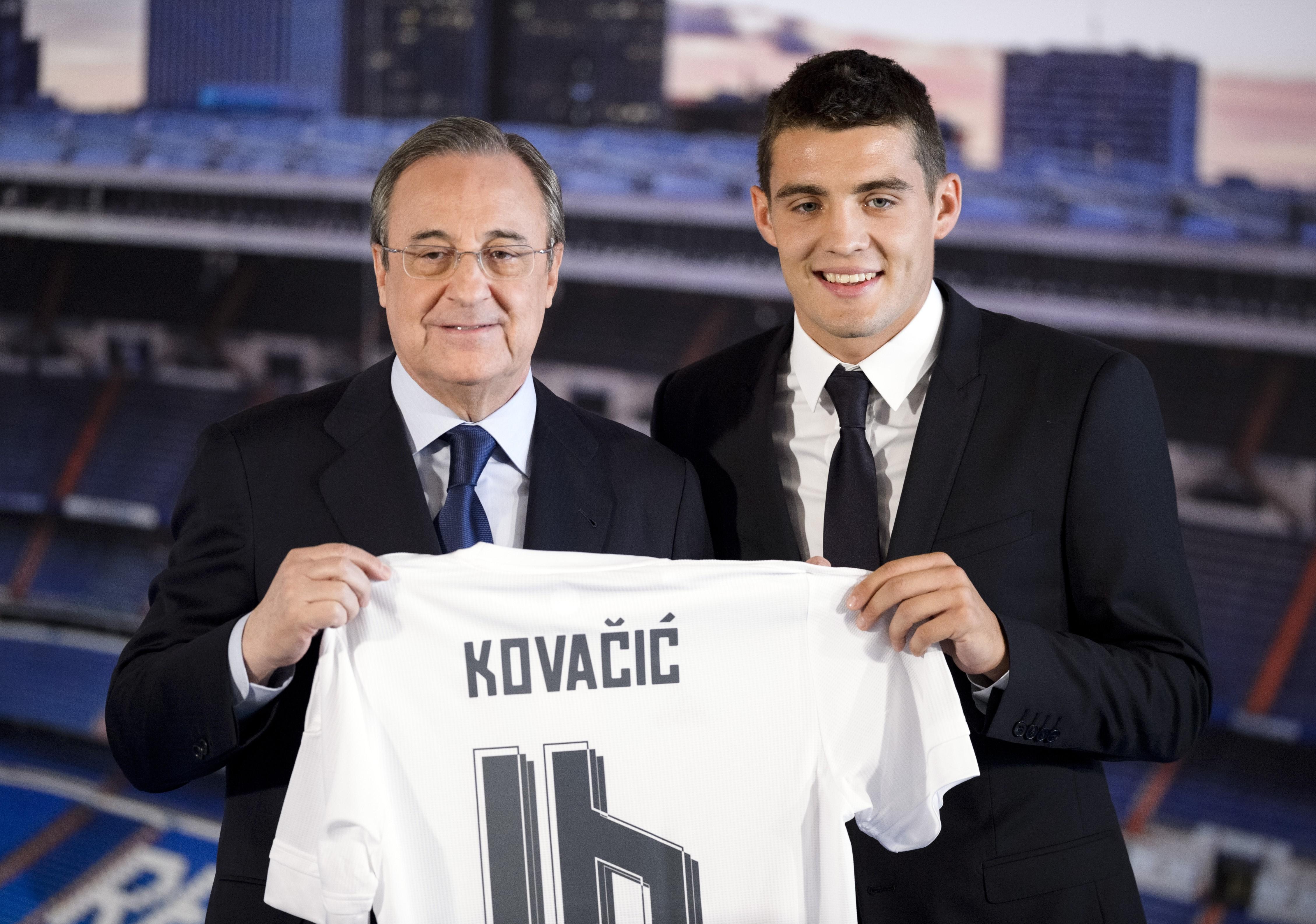 Матео Ковачич («Реал»)