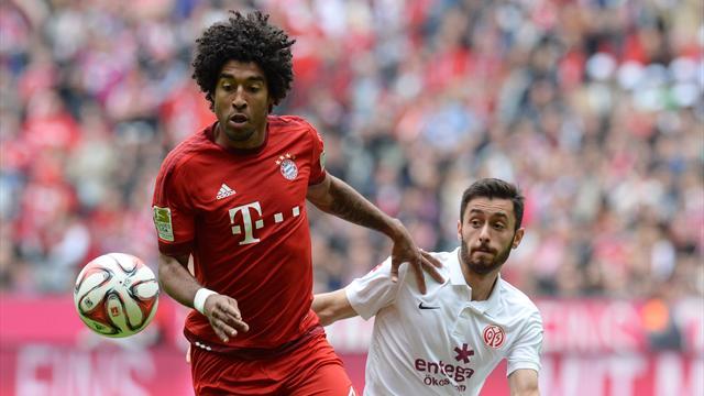 Dante kam beim FC Bayern zuletzt selten zum Zug - jetzt könnte er profitieren