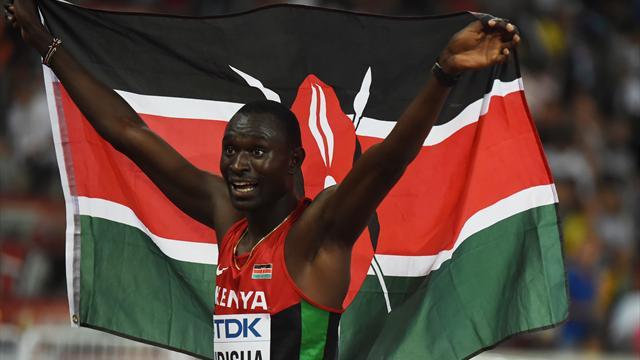 Le Kenya domine le monde et Bolt n'y a rien changé