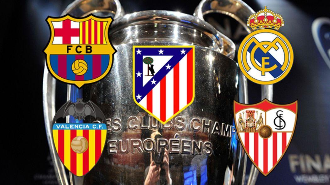 ¿En que bombo estarán los equipos españoles en el sorteo de Champions  -  Champions League 2015-2016 - Fútbol - Eurosport Espana 372c99fc8f4e6