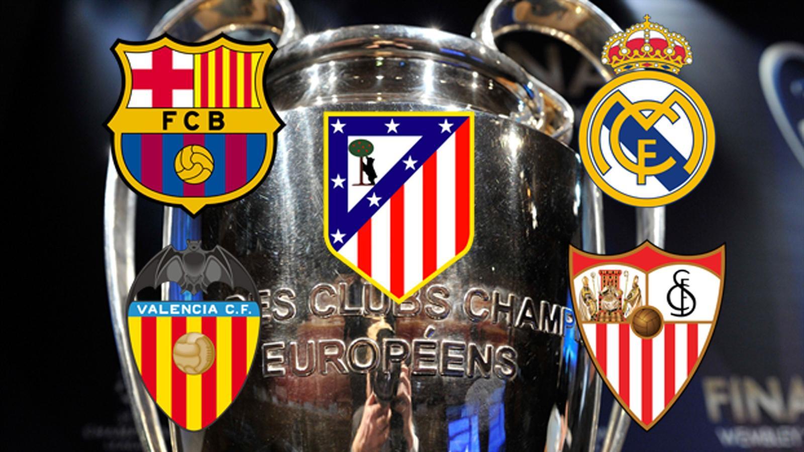 espana liga tabelle
