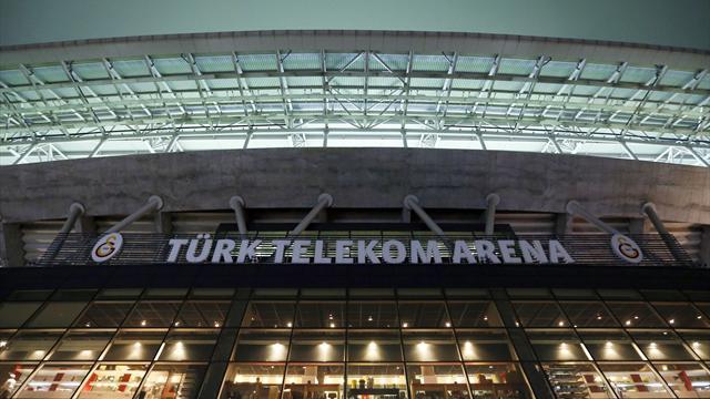 TT Arena derbiye hazırlanıyor
