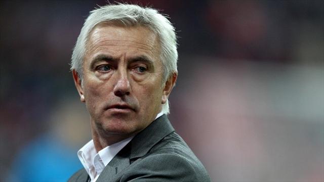 Bert van Marwijk appointed Saudi Arabia boss