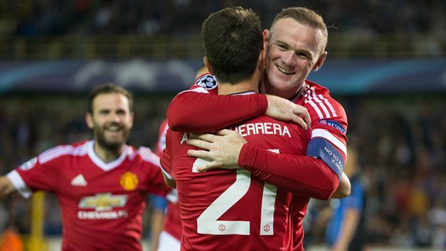 MU et Rooney signent leur retour parmi les grands