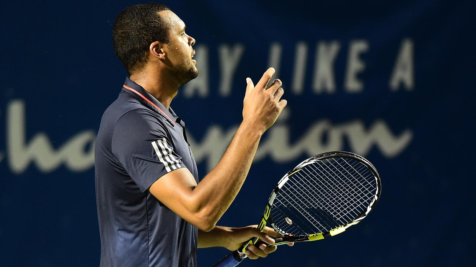 Jo-Wilfried Tsonga défait par Steve Johnson en 8e de finale à Winston-Salem