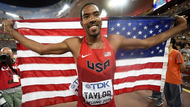 Christian Taylor all athletics